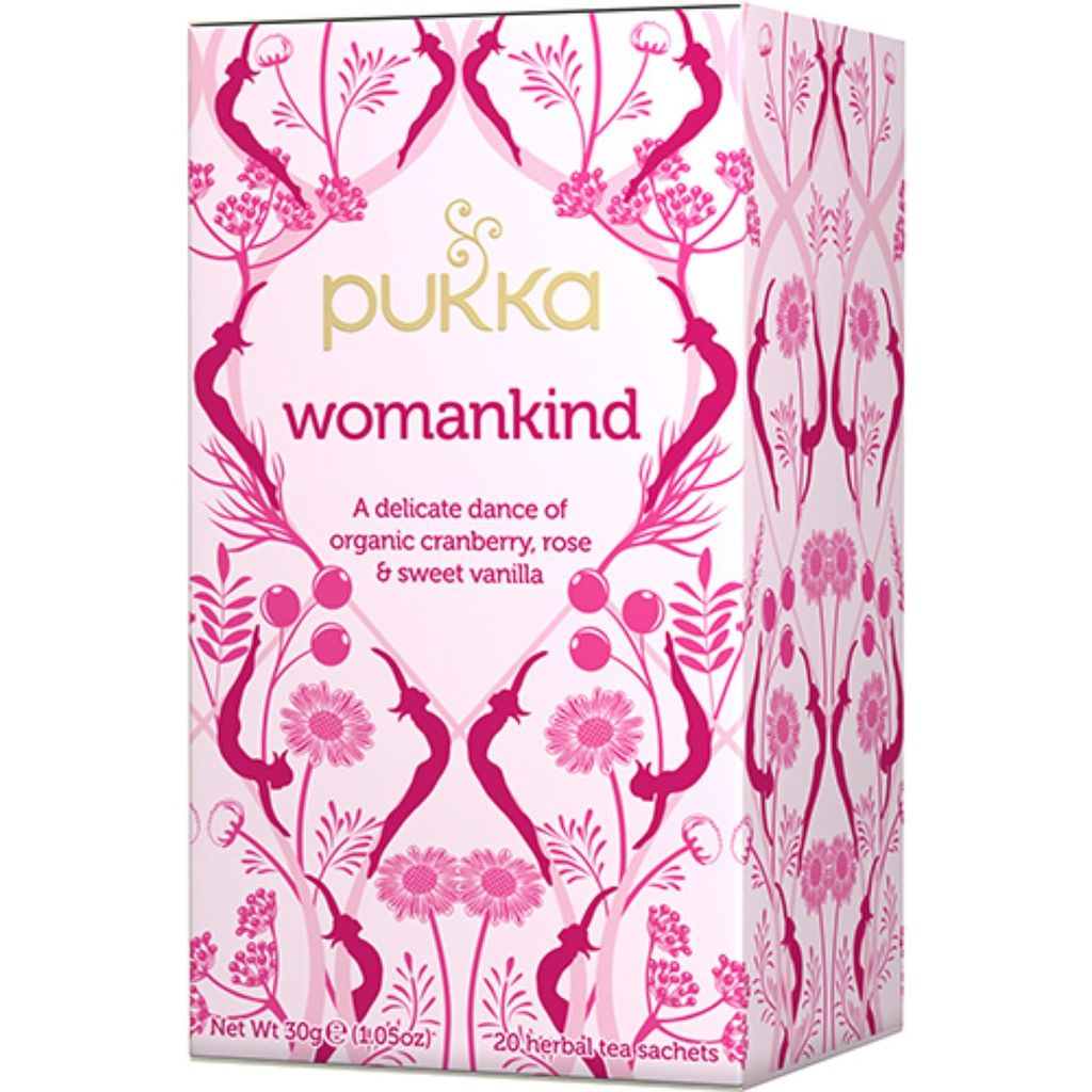 Pukka Womankind Tea 20
