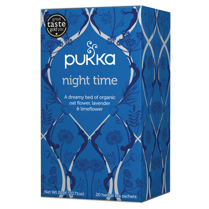 Pukka Night Time Tea 20