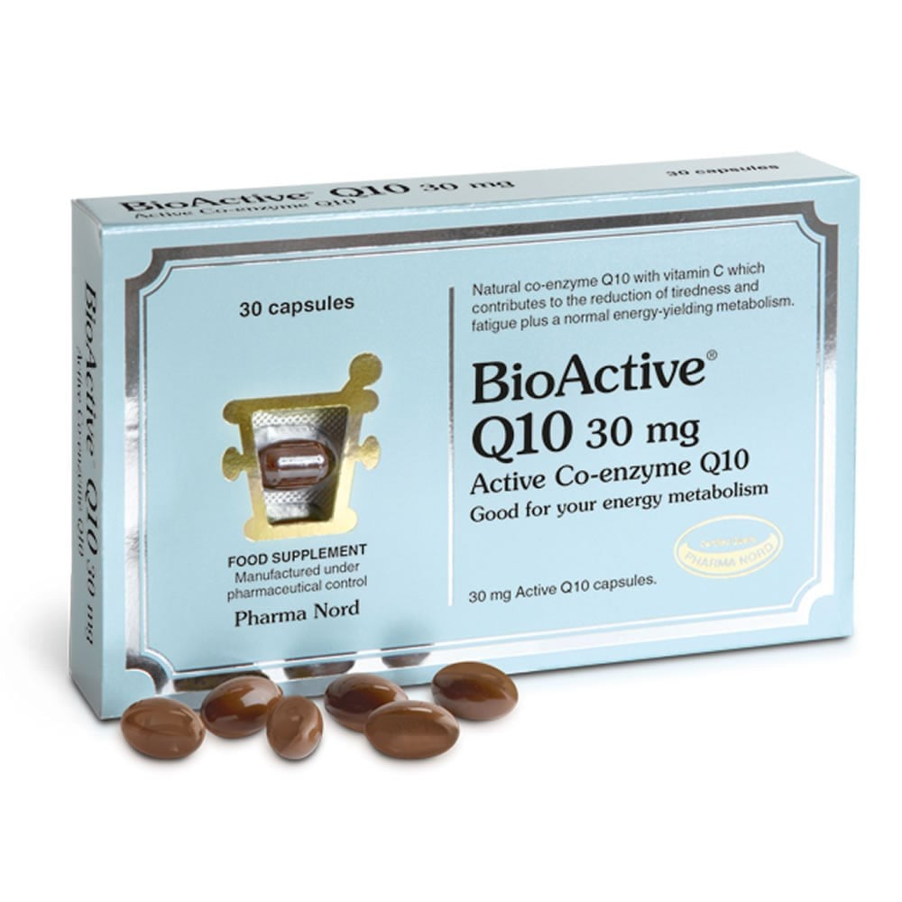 PharmaNord BioActive Q10 30mg 30