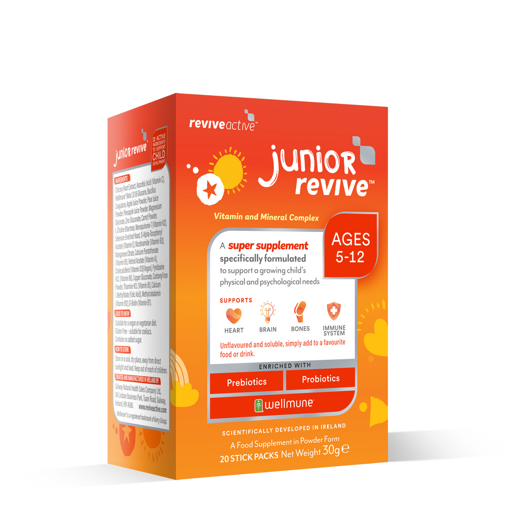 Revive Active Junior (Age 5-12) 20 + 4 Free