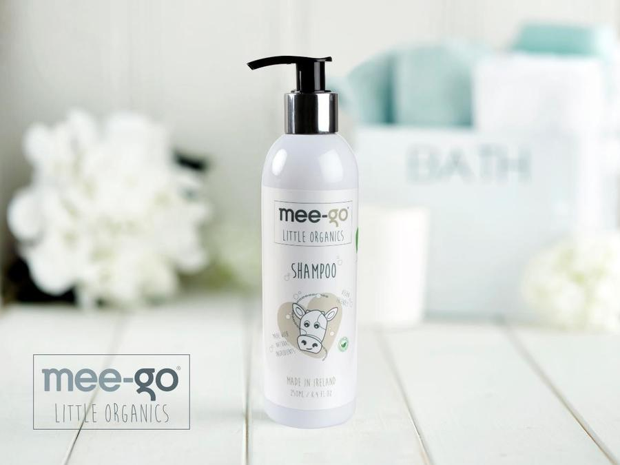 Mee Go Little Organics Shampoo 250ml