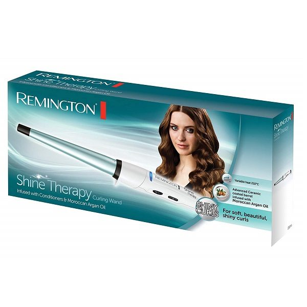 Remington Shine Therapy Hair Curler
