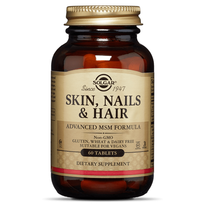Solgar Skin, Hair & Nails Formula 60