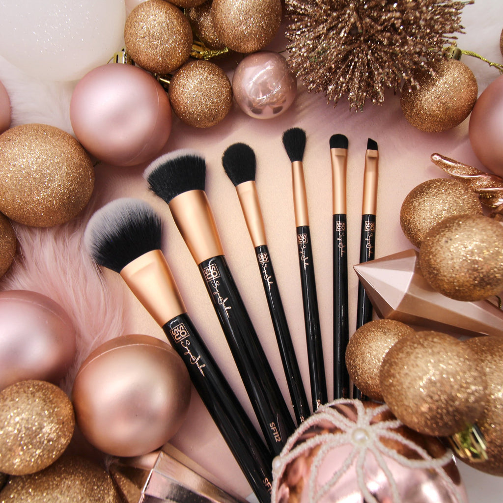 SOSU BY SUZANNE JACKSON LUXURY CHRISTMAS BRUSH COLLECTION