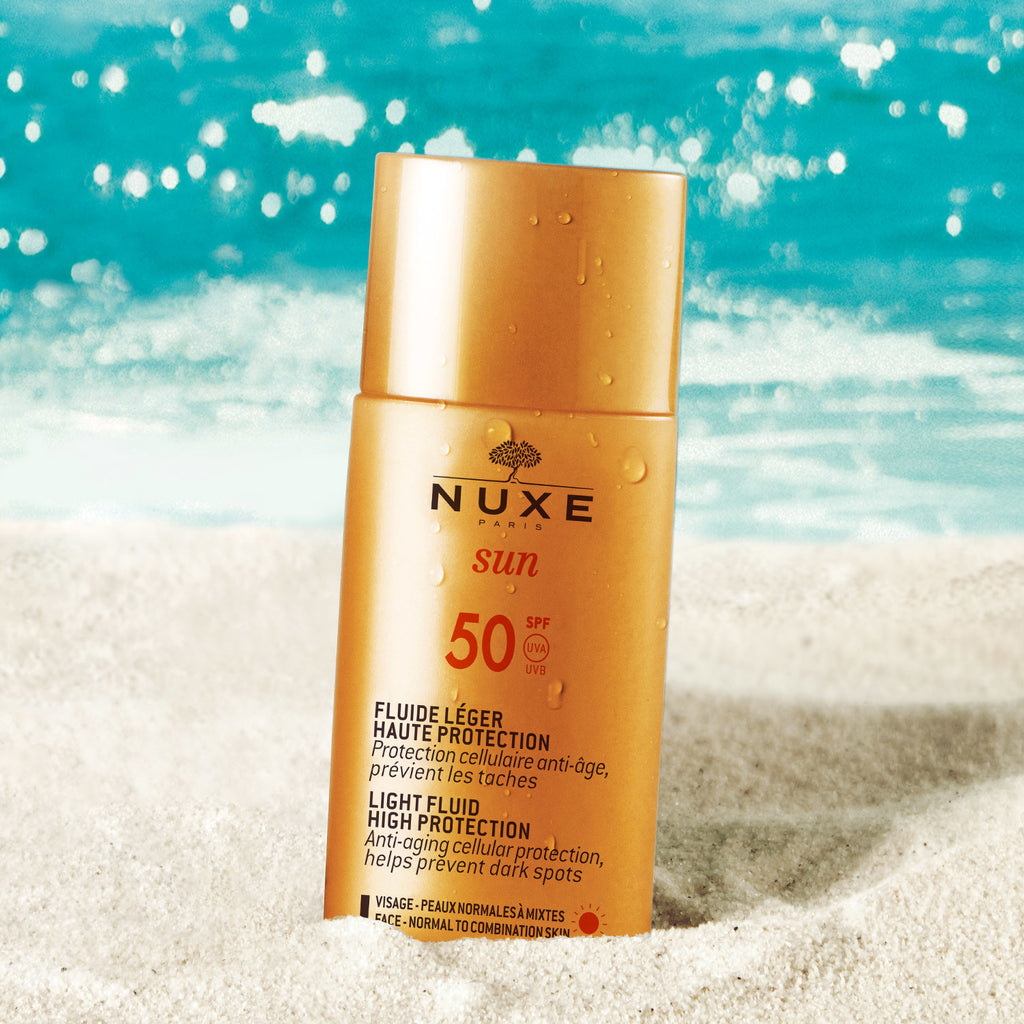 Nuxe Light Fluid High Protection for Face SPF50