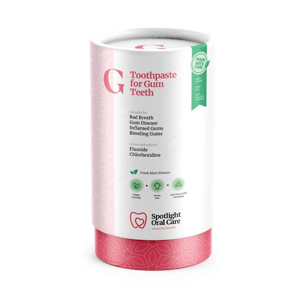 Spotlight Oral Care Toothpaste for Gums