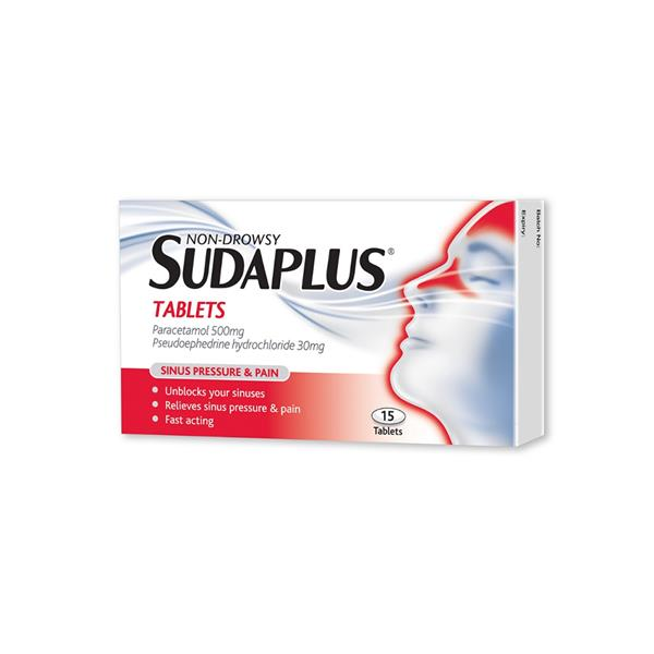 Sudaplus Tablets