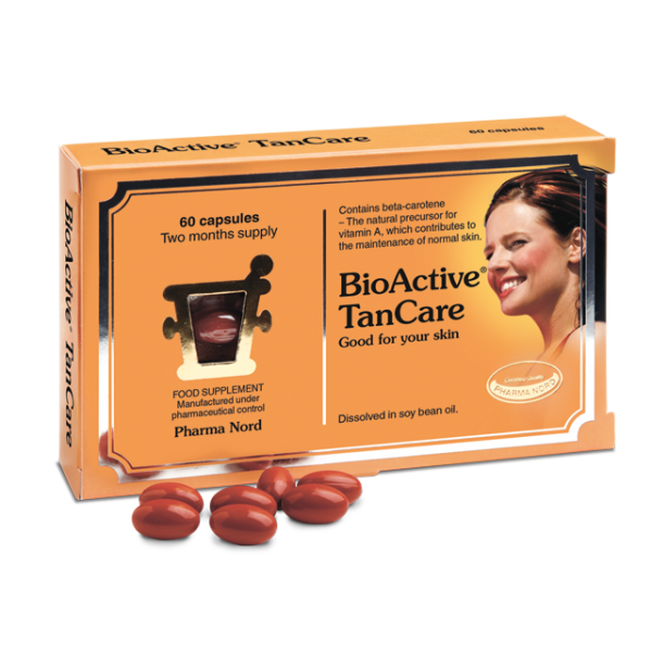 Pharmanord BioActive Tan Care 60