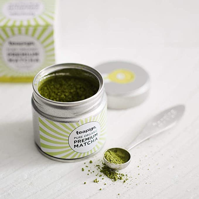 Tea Pigs Pure Organic Premium Matcha Powder 30g