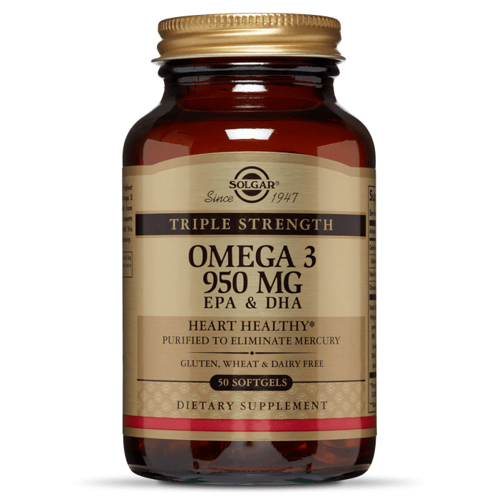 Solgar Triple Strength Omega3 50
