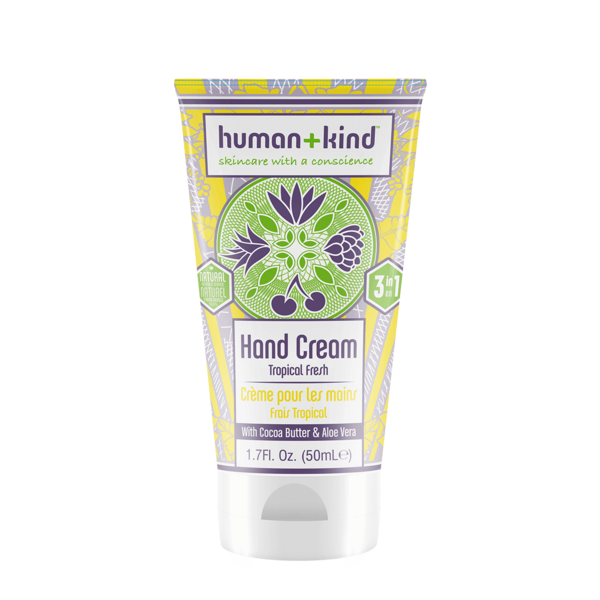 Human+Kind Hand Cream Tropical