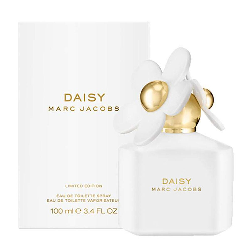 Marc Jacobs Limited Edition Daisy White 100ml EDT