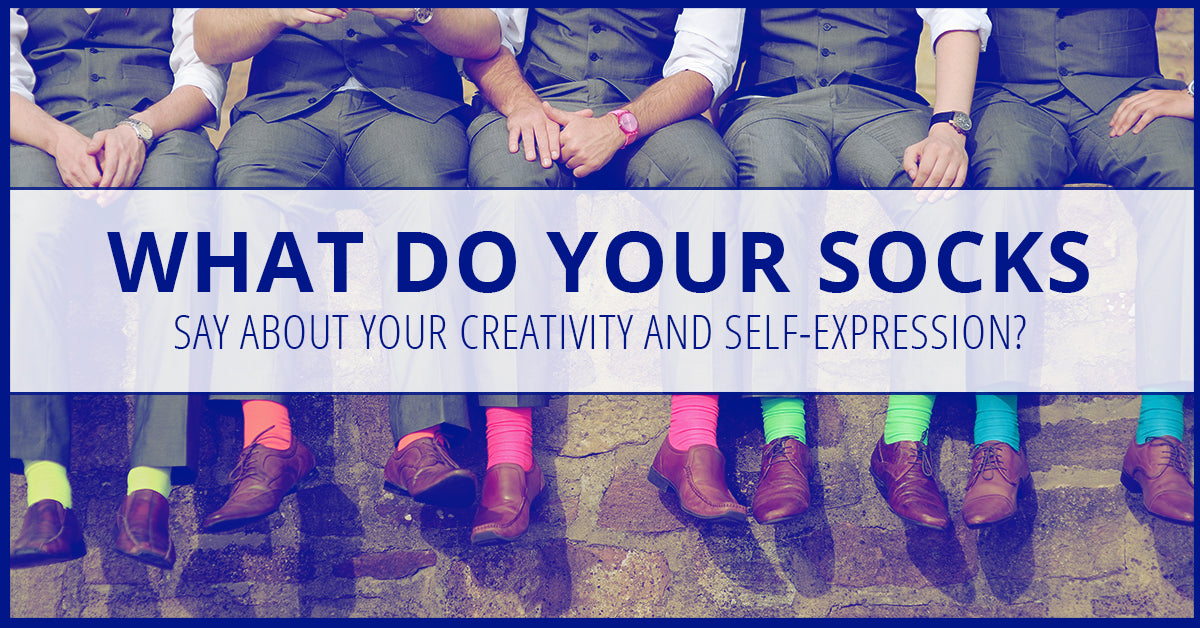 What Do Your Socks Say About Your Creativity and Self-Expression?