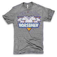4 HORSEMEN Grey (retro)