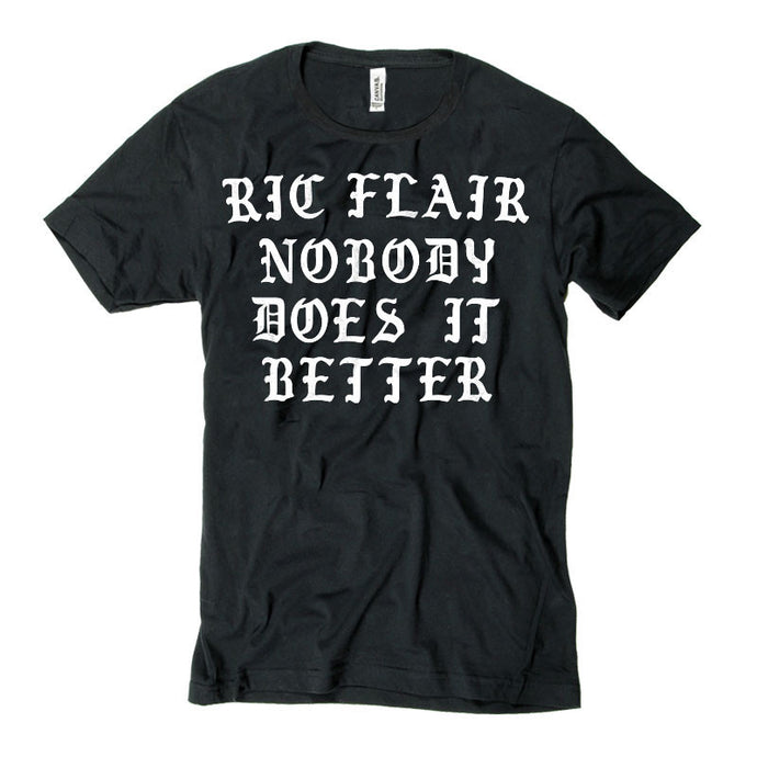 Flair Does it Better Tee