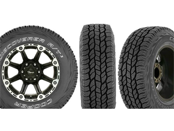 LT265/65R17 10PLY COOPER DISCOVERER AT3