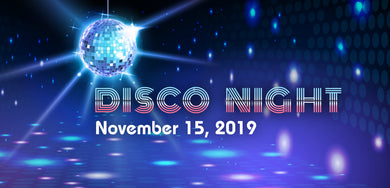 DISCO Night - Friday, November 15