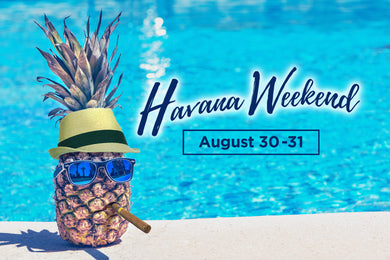 Havana Weekend - Dinner/Music Event ONLY