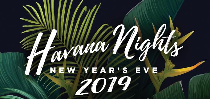 Havana Nights New Year's Eve 2019 - Table of 10