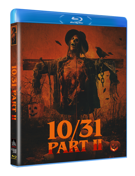 10/31 Part II - (Blu-ray)