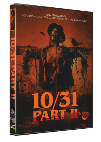 10/31 Part II - (DVD)