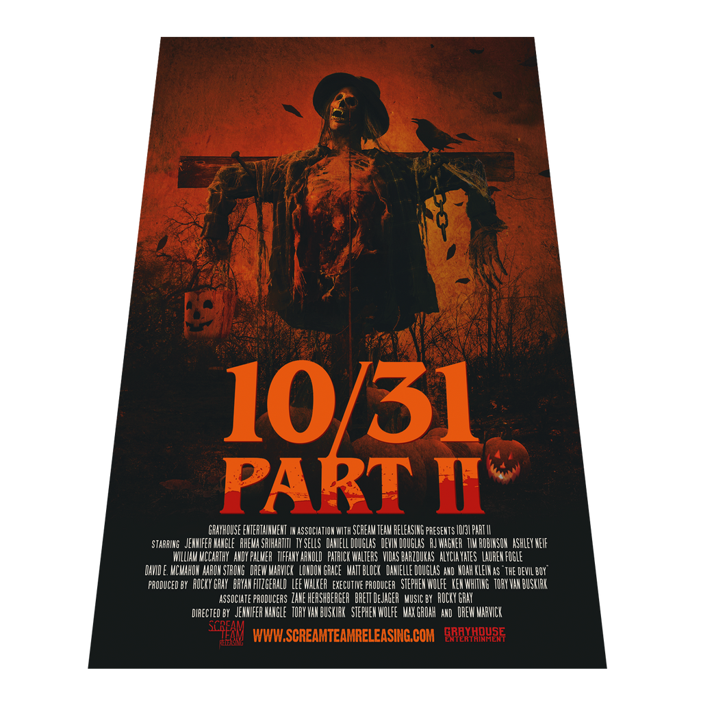 10/31 Part 2 - Poster - Travis Smith Design Poster (11x17)