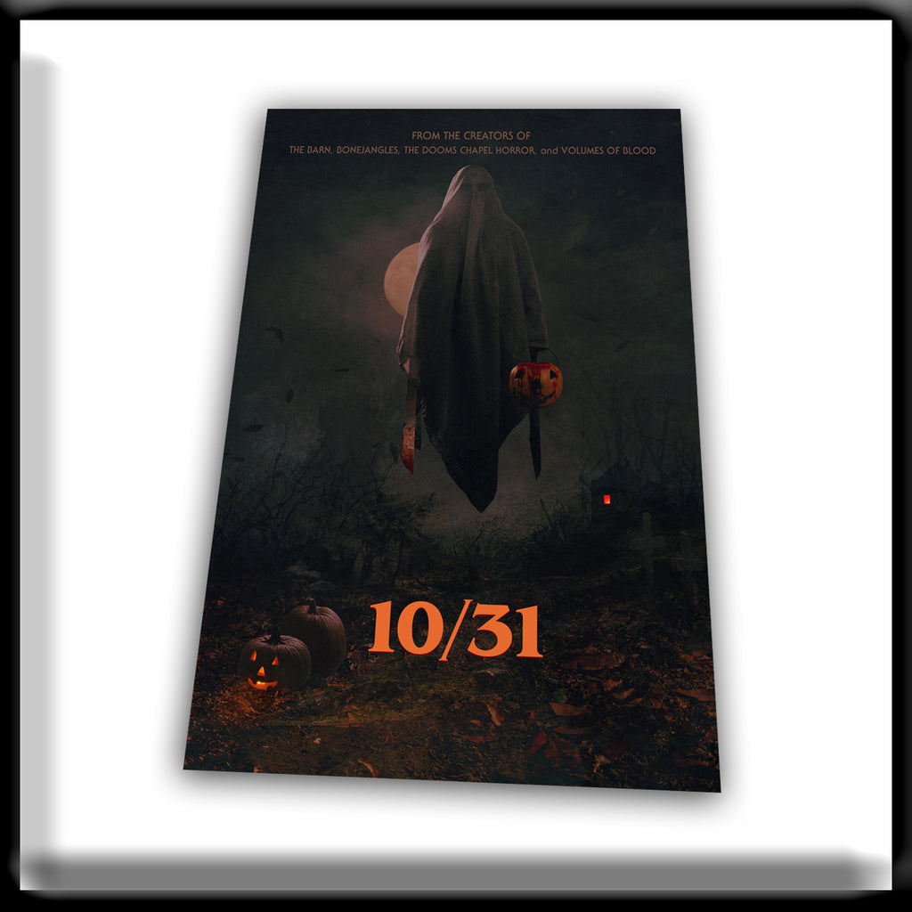 10/31 - Poster - Travis Smith Design Poster (11x17)
