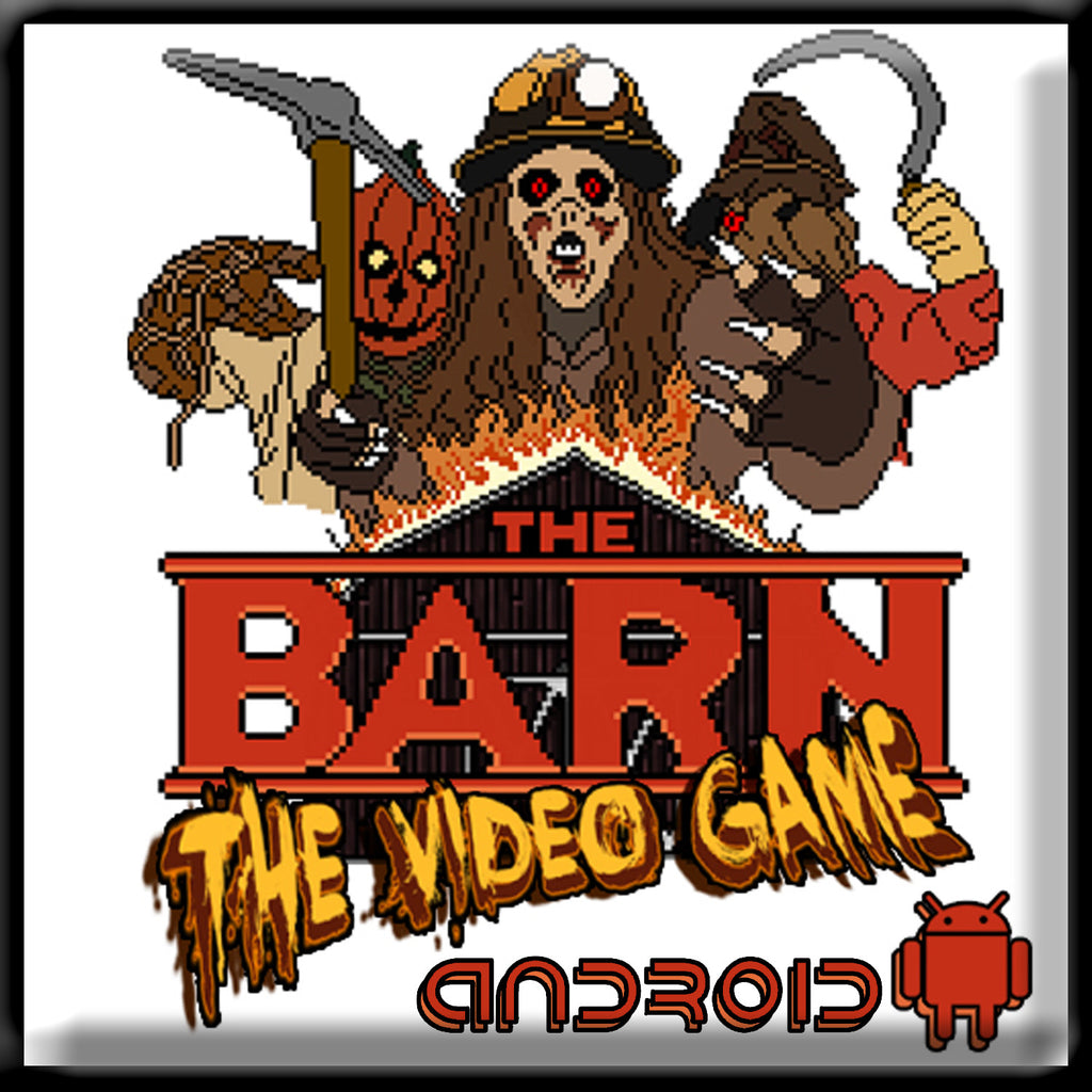 The Barn - Video Game Download - Android (PROMO CODE ONLY - NOT FOR PURCHASE)
