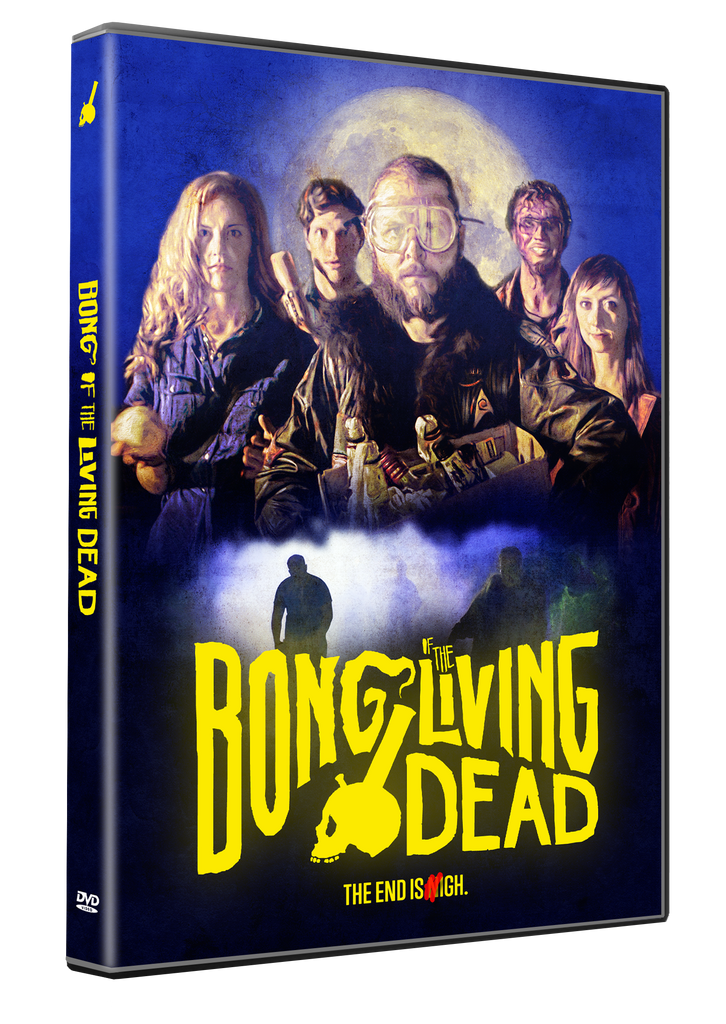 Bong of the Living Dead - (DVD)