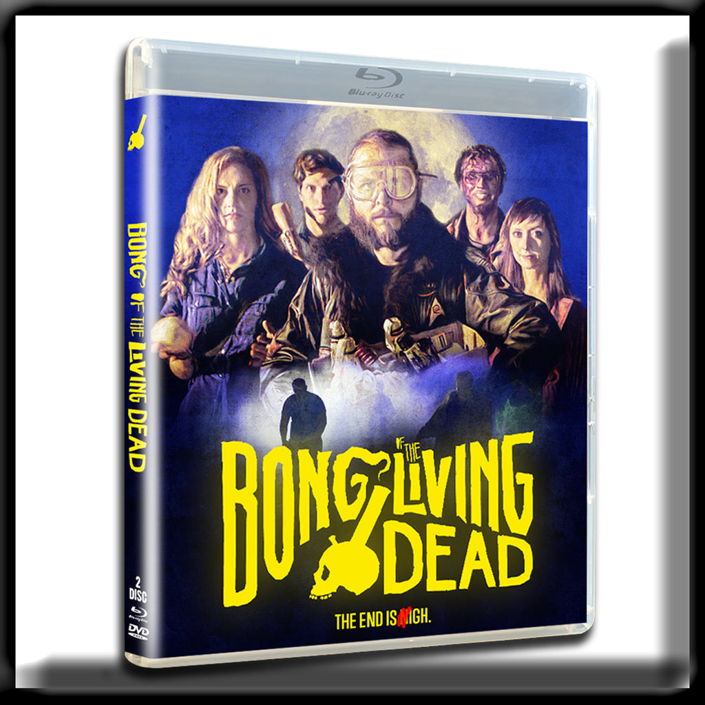 Bong of the Living Dead - Special Collectors Edition Blu-ray + DVD Combo Pack