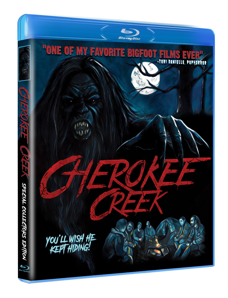 Cherokee Creek (Blu-ray)