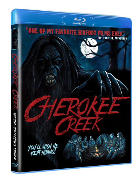 Cherokee Creek - Blu-ray