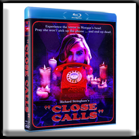 Close Calls - Special Collectors Edition (Dual Layer Blu-ray)