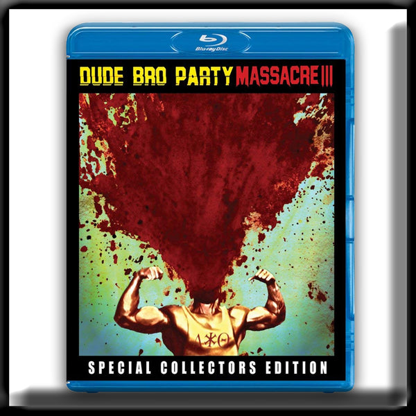 Dude Bro Party Massacre III - Special Collectors Edition (Blu-ray)