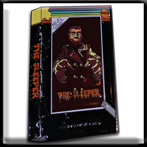 The Sleeper - Enamel Pin