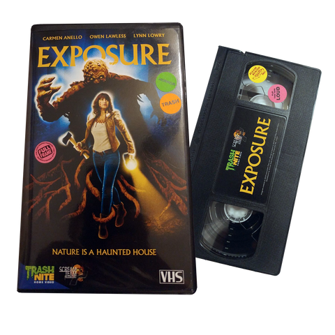 EXPOSURE - (VHS)