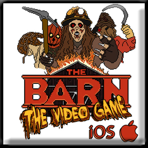 The Barn - Video Game Download - iOS (PROMO CODE ONLY - NOT FOR PURCHASE)
