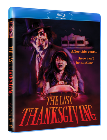 The Last Thanksgiving - (Blu-ray)