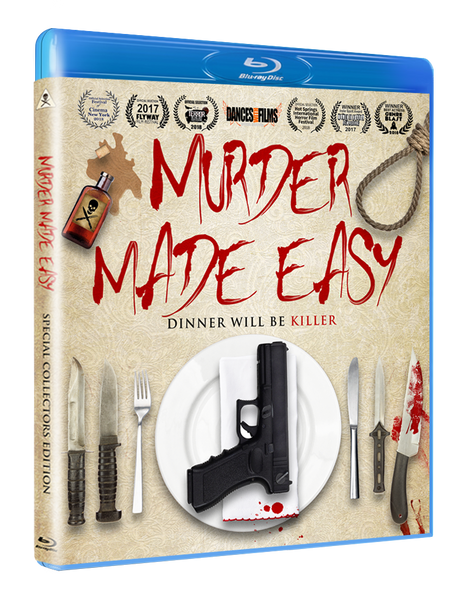 Murder Made Easy - Special Collectors Edition (Blu-ray)