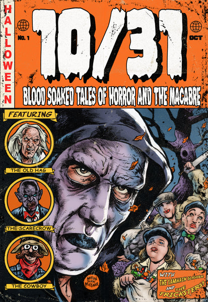 10/31 'EC COMICS TRIBUTE'