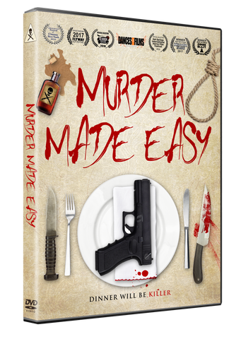 Murder Made Easy Special Collectors Edition - (DVD)