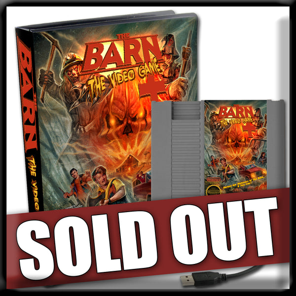 The Barn - Video Game - NES (PC ONLY)