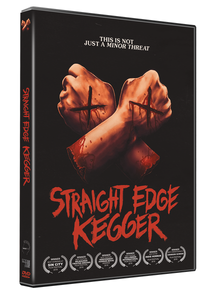 Straight Edge Kegger - (DVD)
