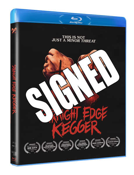 Straight Edge Kegger - (Blu-ray)