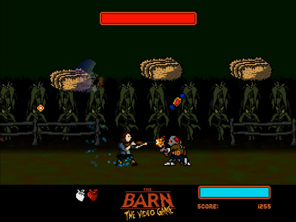 The Barn -Video Game - Digital PC and Mobile Download