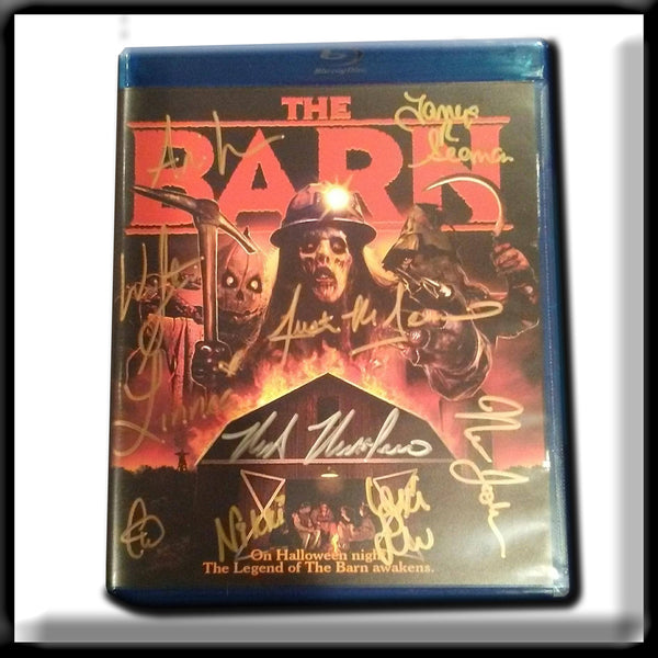 Sam's Halloween Bag (Signed Blu-ray and Poster)
