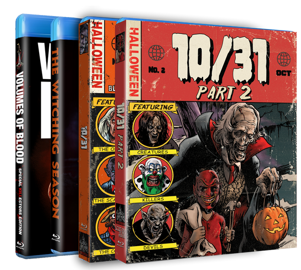 Halloween Anthology Blu-ray Collection -  (Blu-ray)