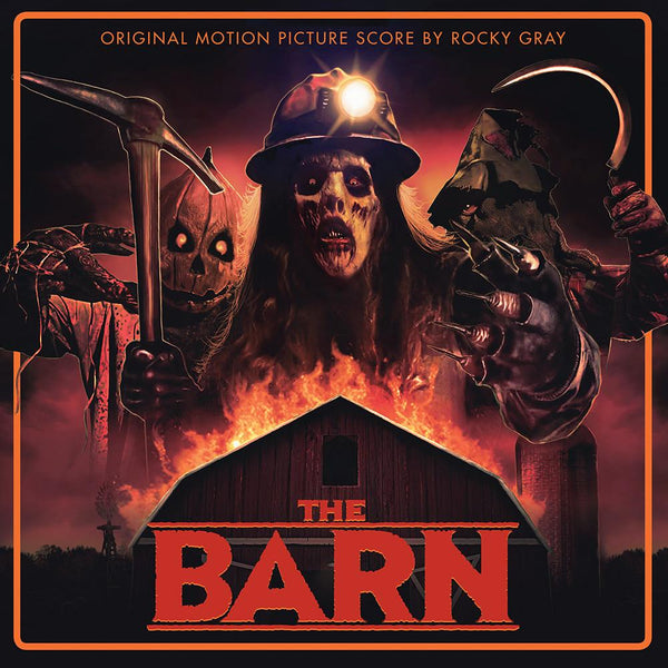 The Barn - Soundtrack - Vinyl Record (Black Street Edition)