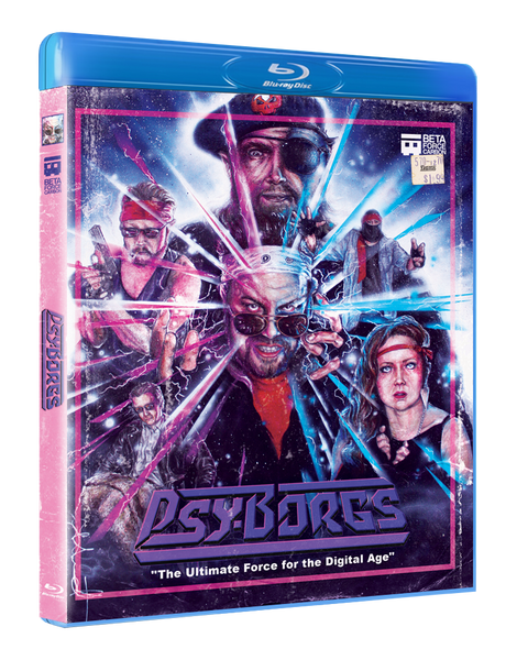 The Psyborgs - (Blu-ray)
