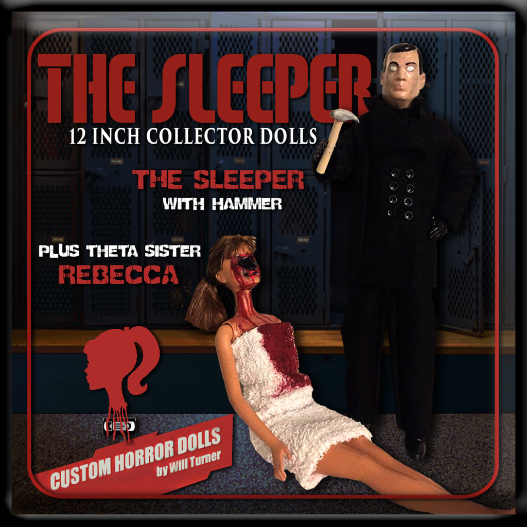 The Sleeper 12 inch Collector Doll Set